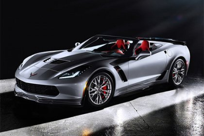 Chevrolet Corvette Z06 Cabriolet 6.2 V8 AT Standard