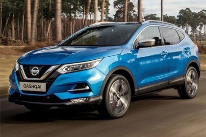 Qashqai