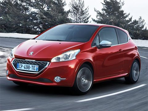 Peugeot 208 GTi - recenze a ceny | Carismo.cz