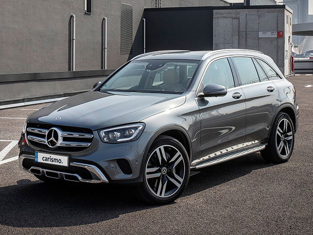 Mercedes-Benz GLC - recenze a ceny | Carismo.cz