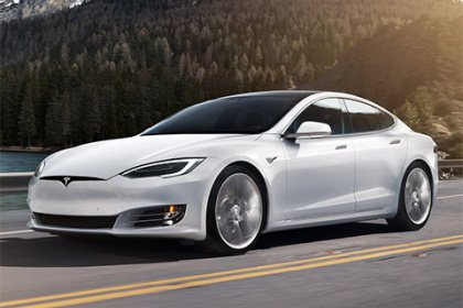 Tesla Model S Ludicrous P100D [507km] Standard