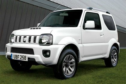 Suzuki Jimny 1.3 VVT Club