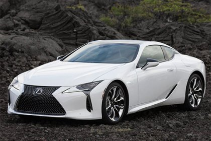 Lexus LC 500h Luxury TOP