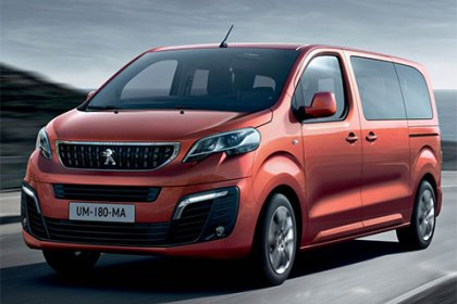 Peugeot Expert Combi 1.6 BlueHDi 115 Standard