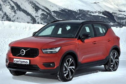 Volvo XC40 T4 Geartronic Momentum