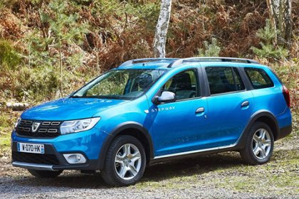 Dacia Logan MCV Stepway 1.5 dCi Outdoor