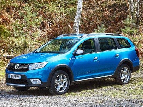 Dacia Logan MCV Stepway - recenze a ceny   Carismo.cz
