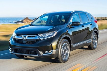 Honda CR-V 1.6 i-DTEC 4x4 AT Elegance Plus