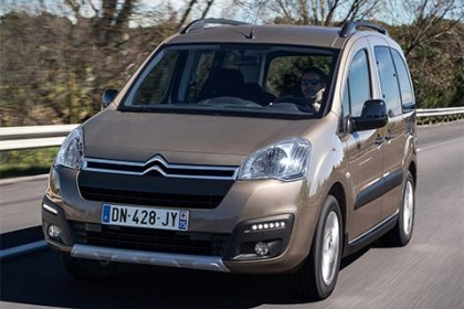 Citroën Berlingo 1.6 BlueHDi ETG6 Shine