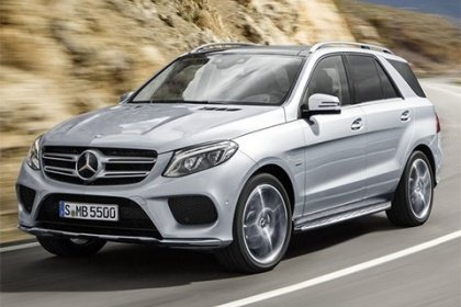 Mercedes-Benz GLE 400 4MATIC 250