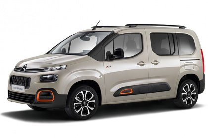 Citroën Berlingo 1.2 PureTech 110 S&S MAN6 Feel