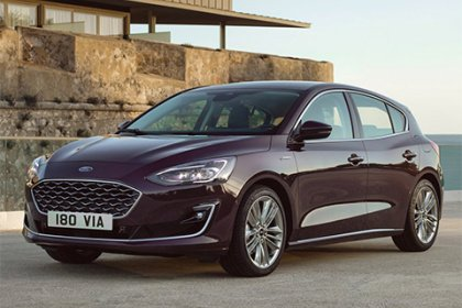 Ford Focus 1.5 EcoBoost/110 kW AT Vignale