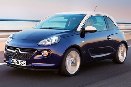 Opel Adam 1.0 Turbo/66 kW Glam
