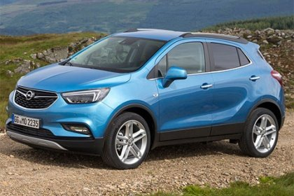 Opel Mokka X 1.4 Turbo LPG - benzin Innovation