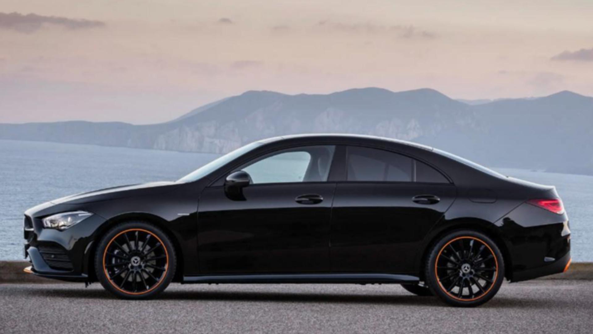 Druhá generace Mercedesu CLA