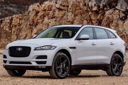Jaguar F-Pace 20D AWD AT Portfolio