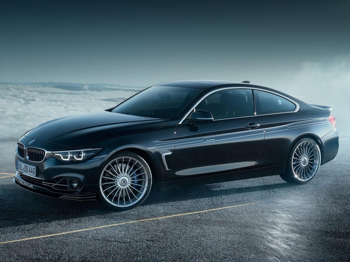 BMW ALPINA D4 BITURBO Coupé - recenze a ceny | Carismo.cz