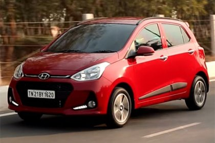 Hyundai i10 1.0i BEST OF FAMILY ****