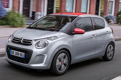 Citroën C1 5dv. 1.0 VTi Feel
