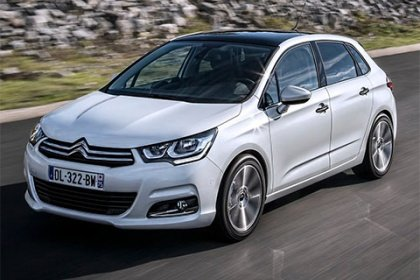 Citroën C4 1.6 BlueHDi/88 kW Feel
